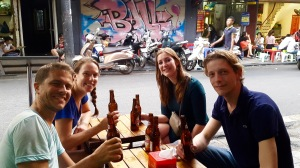 Biertjes met Lise & Sjoerd